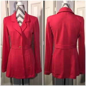 St. John Collection pink blazer size 6